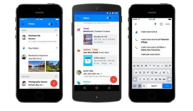 O Google disse que o Inbox exibe atualizações em tempo real para e-mails - Foto: Divulgação