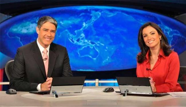 Jornal Nacional, em Salvador, vai ser exibido antes da novela das 19h - Foto: Divulgação