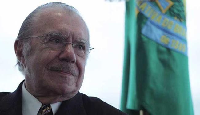 Sarney, que é aliado do PT e apoiou formalmente a reeleição da presidente Dilma - Foto: Agência Reuters