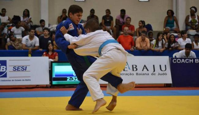 Festival incentiva participação sadia de crianças na prática do esporte - Foto: Divulgação   Febaju