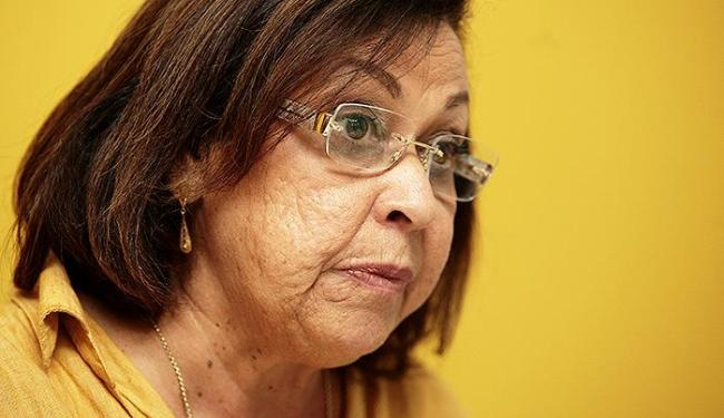 Lídice disse que não vê contradição em fazer as críticas e apoiar Dilma - Foto: Mila Cordeiro | Ag. A TARDE