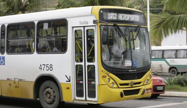 Por conta das eleições, linhas de ônibus vão circular de 8h às 18h com frota máxima - Foto: Marco Aurélio Martins | Ag. A TARDE