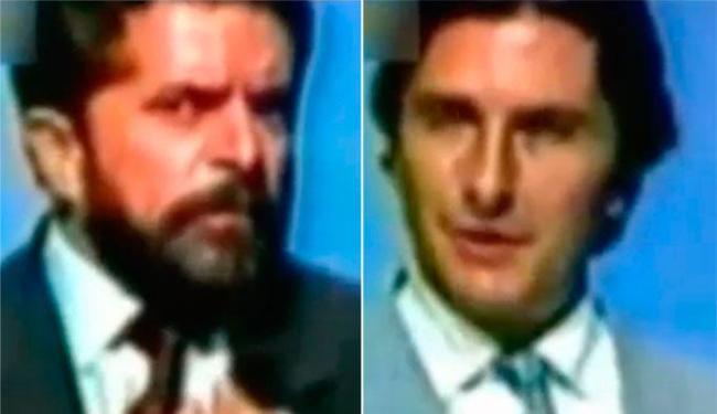 Debate entre Lula e Collor foi decisivo na eleição de 1989 - Foto: Reprodução