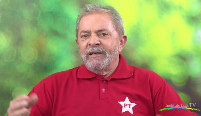 Lula diz que após a eleição, o país está unificado - Foto: Reprodução | Youtube