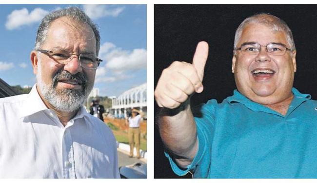 Marcelo Nilo (PDT) foi o mais votado; Lúcio Vieira Lima (PMDB) saiu na frente para a Câmara - Foto: Edilson Lima e Margarida Neide | Ag. A TARDE