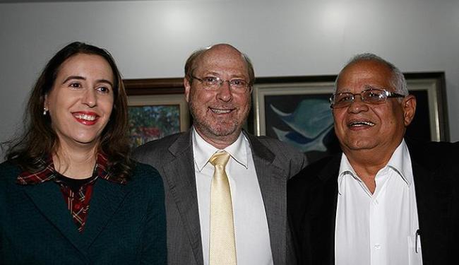 Mariana Carneiro, André Blumberg e Roberto Messias - Foto: Fernando Amorim | Ag. A TARDE