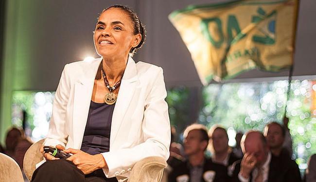 Marina diz que opiniões dos partidos devem ser respeitas, mas não refletem seu posicionamento - Foto: Divulgação