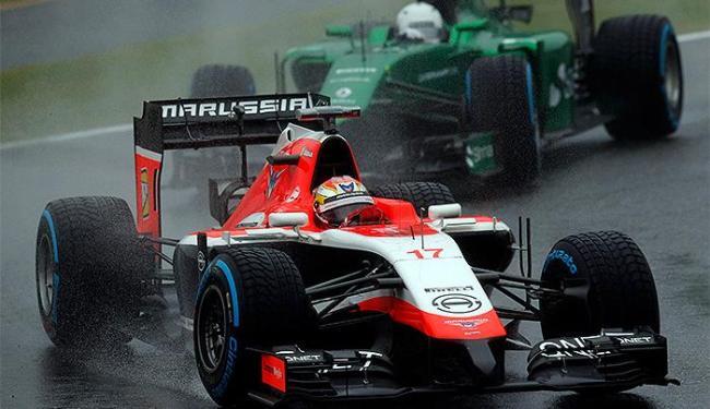 À beira da falência, Marussia e Caterham desistem do GP dos EUA - Foto: Yuya Shino l Reuters