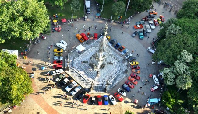10º Encontro nordeste de carros antigos promete reunir mais de 150 automóveis - Foto: Divulgação