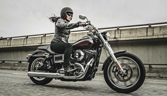Nova Harley-Davidson Low Rider representa o autêntico estilo da marca - Foto: Divulgação / Harley-Davidson