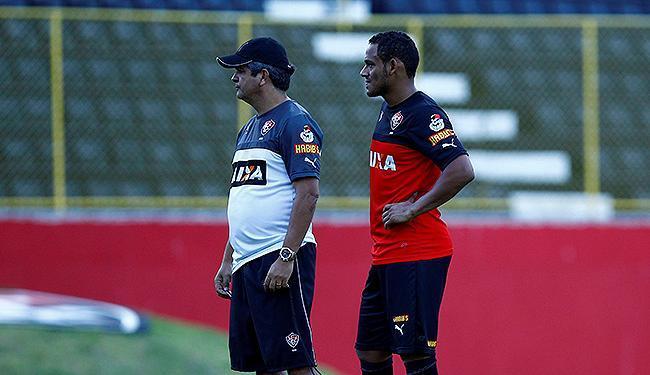 Ney Franco não contará com Marcinho neste sábado - Foto: Eduardo Martins | Ag. A TARDE