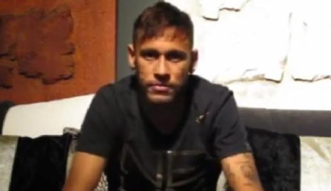 Neymar pede voto a Aécio no último programa eleitoral - Foto: Reprodução l Youtube