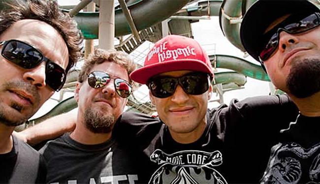 Os Raimundos tocam em São Paulo (23/01), Rio (25/01) e Belo Horizonte (28/01) - Foto: Reprodução