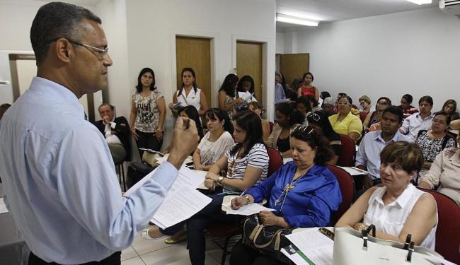 Representantes das particulares foram orientados sobre a nova composição das planilhas de custos - Foto: Lúcio Távora | Ag. A TARDE