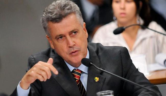 Rollemberg foi o primeiro governador eleito do 2º turno - Foto: Agência Senado Federal | 3.11.2008