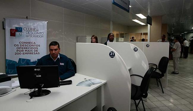 Aposentados e pensionistas receberão atendimento no SAC Servidor, na Boca do Rio - Foto: Mila Cordeiro | Ag. A TARDE
