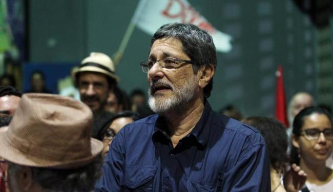Gabrielli foi acusado, por ACM Neto, de ser o responsável pela crise na Petrobras - Foto: Lúcio Távora   Ag. A TARDE   21.10.2014