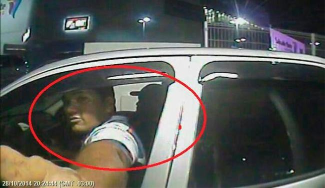 Suspeitos do crime foram identificados pela câmeras se segurança do shopping - Foto: Reprodução