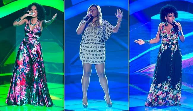 Vanessa Borges, Kall Medrado e Rafaela Melo foram as escolhidas - Foto: TV Globo | Divulgação