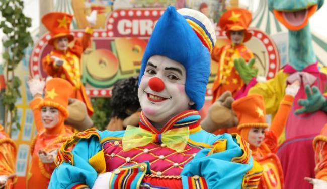 Circo do Palhaço Topetão faz seis apresentações na capital baiana - Foto: Divulgação