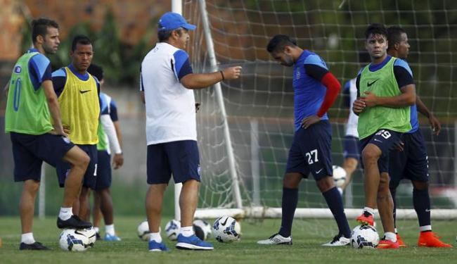 Kleina terá uma semana para preparar a equipe - Foto: Eduardo Martins | Ag. A TARDE