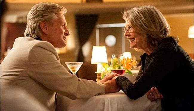 Diane e Michael estrelam a nova comédia de Rob Reiner - Foto: Divulgação