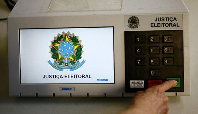 Domingo, 5, acontecerá em todo o Brasil as eleições 2014 - Foto: Margarida Neide   Ag. A TARDE