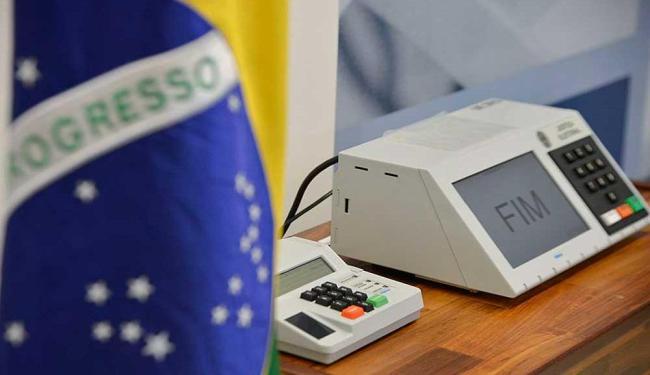 Apuração de votos para presidente começa após as 19h - Foto: José Cruz | Agência Brasil