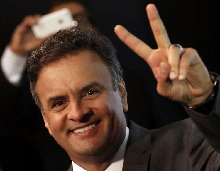 Aécio não será nem sequer investigado na Casa pelas gravações entre ele e o dono da JBS, Josley Batista - Foto: Agência Reuters