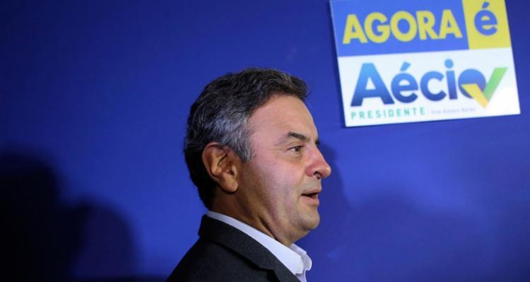 Aécio Neves foi acusado pelo empresário Joesley Batista de lhe pedir R$ 2 mi - Foto: Agência Reuters