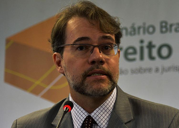 Dias Toffoli, ministro do Supremo Tribunal Federal - Foto: Wilson Dias | Agência Brasil