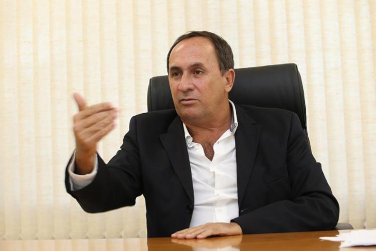 João Gualberto: 'Cometi um erro ao me eleger deputado' - Foto: Margarida Neide   Ag. A TARDE   14.03.2013