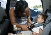 Aplicativo ajuda a evitar acidentes com crianças esquecidas em carros | Foto: