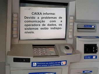 No último dia 6, os sistemas informatizados da Caixa ficaram fora do ar - Foto: Iloma Sales | Ag. A TARDE
