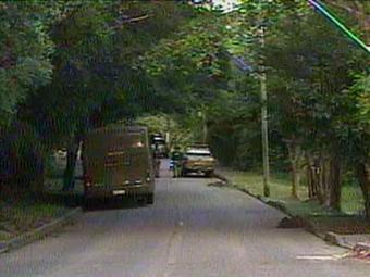Caso aconteceu no bairro de Teresópolis, zona sul da capital - Foto: Reprodução | RBS TV