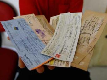 Não haverá sessão de troca e de devolução de cheques na noite do último dia útil do ano - Foto: Fernando Amorim | Ag. A TARDE