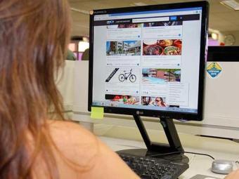 Neste Natal, os adeptos de compras virtuais devem chegar a 9 milhões de pessoas - Foto: Joá Souza | Ag. A TARDE