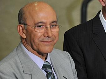 Governador de Rondônia, Confúcio Moura (PMDB), é um dos investigados na operação - Foto: Fabio Rodrigues Pozzebom   Ag. Brasil   02.06.2011