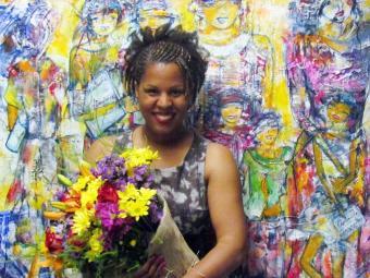 Cristiane vai lançar livro no Centro de Estudos Afro-orientais - Foto: Divulgação