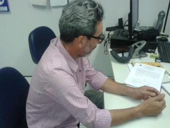 Eduardo Jorge Bezerra, de 58 anos,foi preso em Feira de Santana - Foto: Reprodução   Site Acorda Cidade