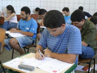 O Enade é aplicado em todo o país aos estudantes do último ano de graduação - Foto: Edson Ruiz   Arquivo   Ag. A TARDE