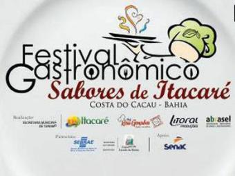 Festival Sabores de Itacaré começa dia 11 de dezembro - Foto: Divulgação