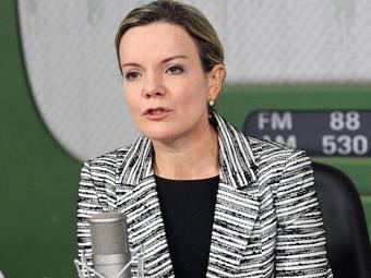 Ex-ministra da Casa Civil Gleisi Hoffmann nega ter recebido dinheiro de Youssef - Foto: Elza Fiuza | ABr