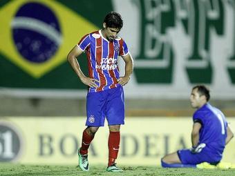 Bahia perde para o Goiás e se complica no Brasileirão - Foto: Adalberto Marques l Agif l Folhapress