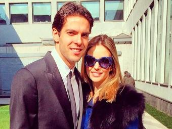 Kaká e Carol se casaram em 2005 e são pais de Luca e Isabella - Foto: Instagram   Reprodução