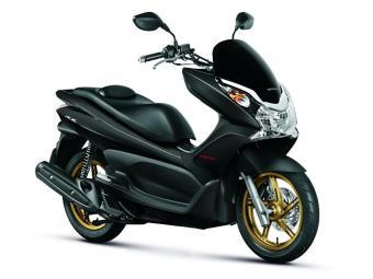 Modelo amplia a linha da scooter com novas tonalidades - Foto: Divulgação