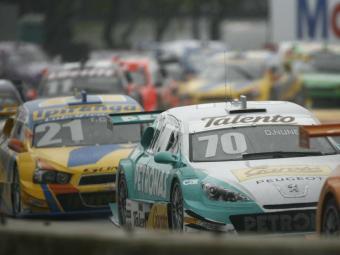 No ano passado Ricardo Maurício ficou em 1ª, Rubens Barrichelo em 2ª e Thiago Camilo em 3ª - Foto: Raul Spinassé | Ag. A TARDE