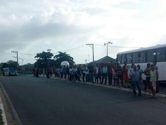 Secretário conversou com os rodoviários, que vão à Semut ainda esta quinta - Foto: Divulgação