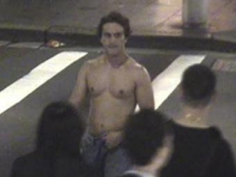 Roberto Laudisio Curti, morto em março de 2012, na Austrália, após perseguição policial - Foto: Reprodução