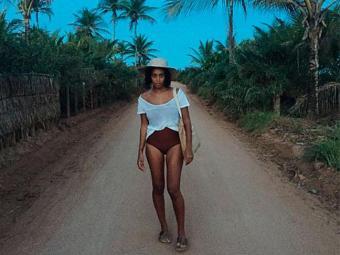 Solange Knowles publicou fotos durante lua de mel - Foto: Reprodução | Instagram